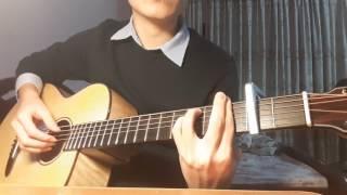 [Suni Hạ Linh ft Erik] Chờ nhau nhé | Guitar cover ( Hợp âm-Phụ đề)