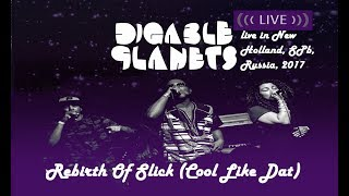 digable planets   rebirth of slick cool like dat live in new holland spb russia 2017
