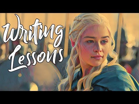 What Writers Should Learn From Game of Thrones