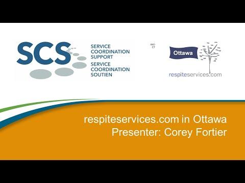 respiteservice.com in Ottawa - Worker Recruitment