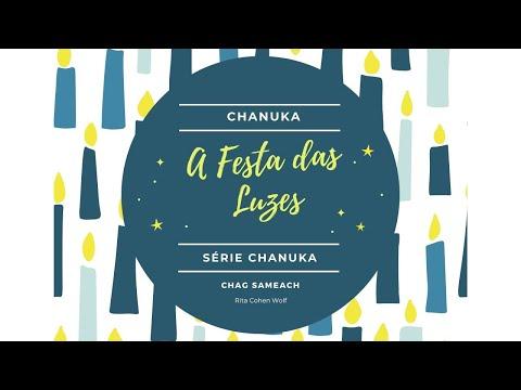 Chanuka A Festa Das Luzes