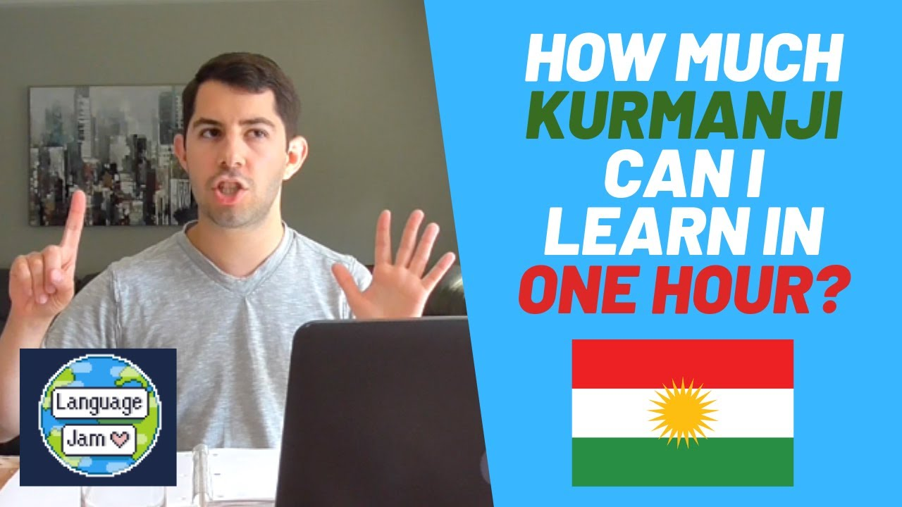 Download #LangJam: Learning Kurmanji (Northern Kurdish) in 1 Hour!