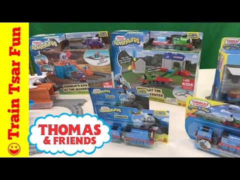 🔴 Thomas and Friends Adventures, Take N Play, Take Along Trains