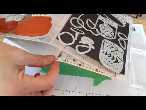 Acrylic block watercolour background technique