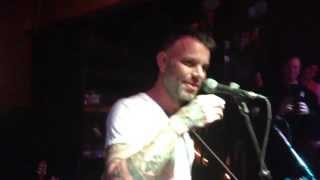 "Ben Nichols of Lucero ""Darken My Door"" 12/5/14"