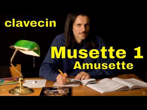 Amusette (Bertrand Carbonneaux) - clavecin - musique baroque