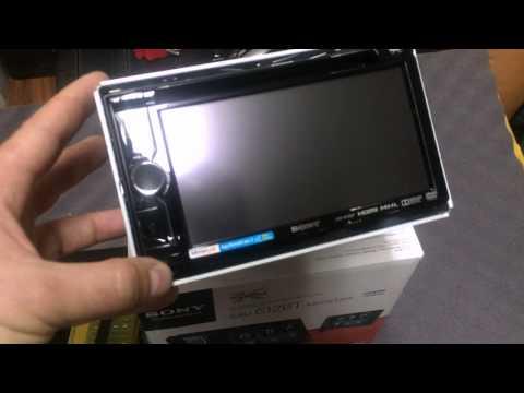 Sony XAV612BT