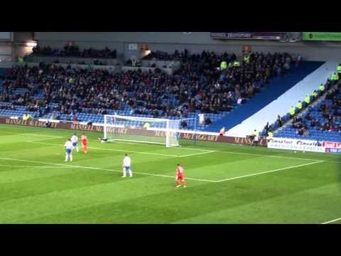 Brighton & Hove Albion V Blackburn Rovers