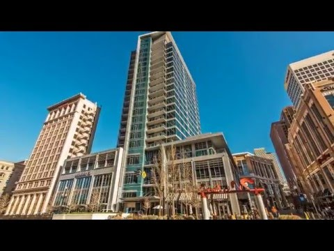 SOLD! High Rise Condo - 35 E 100 South, #1109 - Salt Lake City, UT