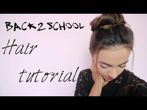 Back2school Coafuri Simple Pentru Scoala Alice Tudurii Alice