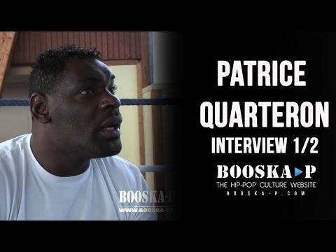 Patrice Quarteron [Interview 1/2 Novembre 2009]