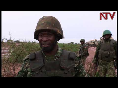 Pacifying Somalia: Ugandan troops, Somali army in joint operations