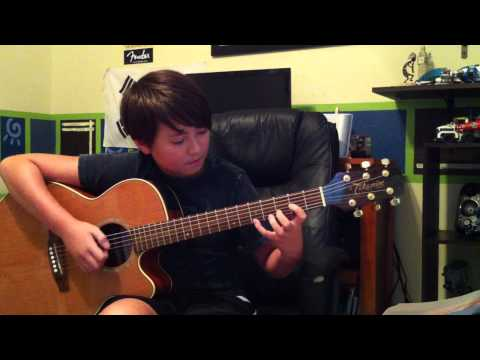 Taylor Swift - Our Song - Fingerstyle Acoustic Guitar Cover