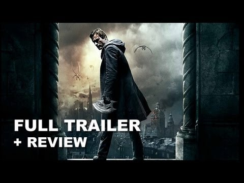 I, Frankenstein Official Trailer 2014 + Trailer Review : HD PLUS