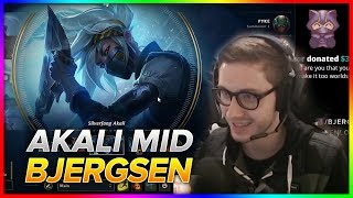 720. Bjergsen - Akali vs Annie - S8 Patch 8.19 - NA Challenger - September 29th, 2018
