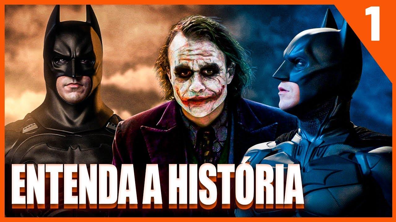 Download Saga Batman: O Cavaleiro das Trevas | História, Curiosidades e Análise dos Filmes | PT.1
