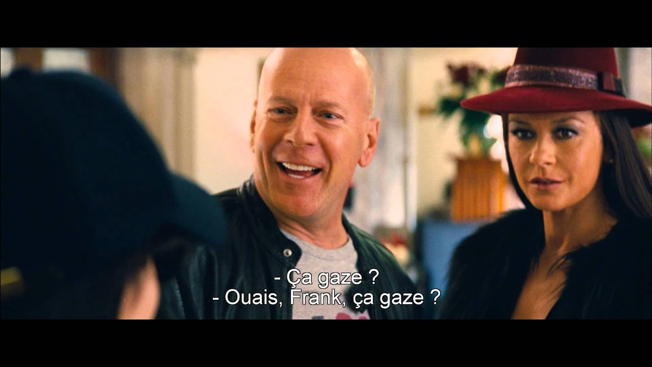 Bande-annonce - RED2 - VOSTFR