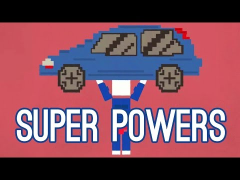 Thumbnail: SUPERPOWERS YOU DIDN'T KNOW YOU HAD!!