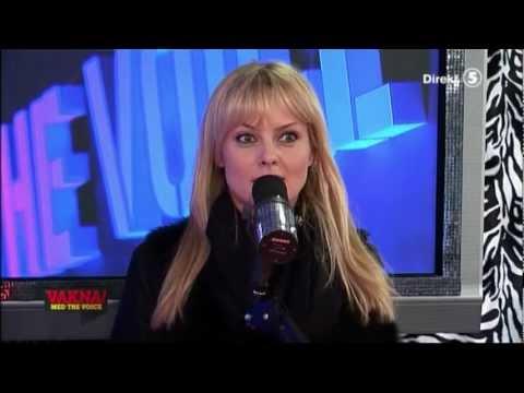 Världens snyggaste 50-åring? - VAKNA! med The Voice