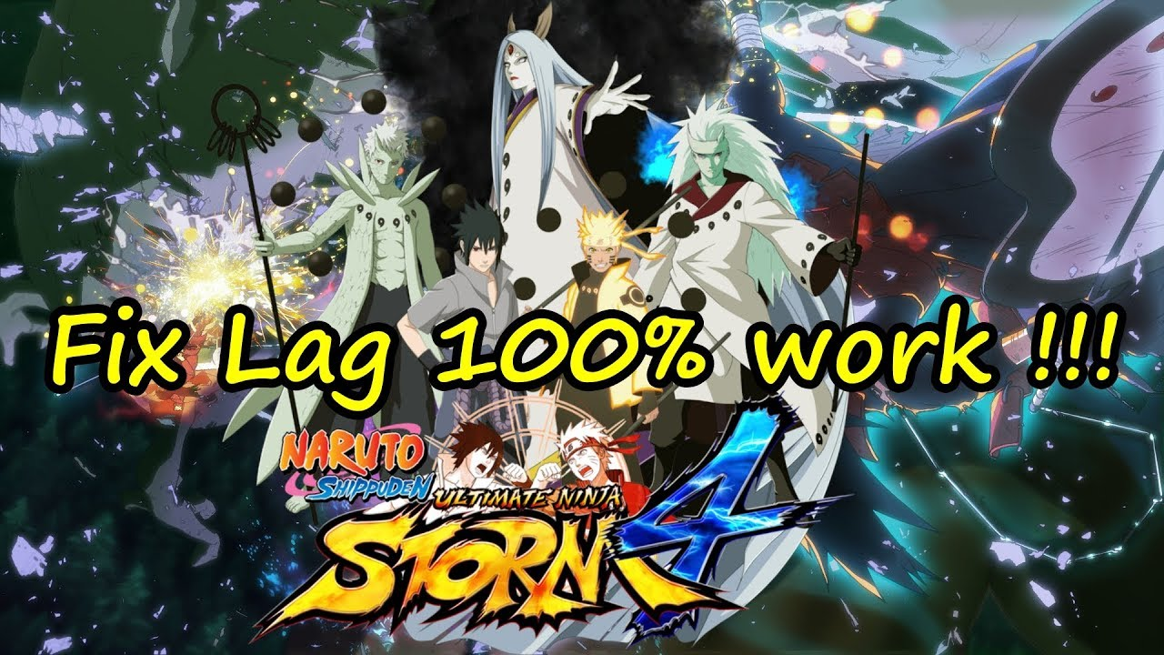 Naruto storm 4 crack torrent