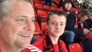Trip to Old Trafford - Manchester United