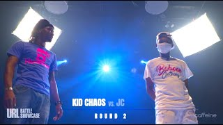 JC VS KID CHAOS AND JC SENDS A MESSAGE TO TSU SURF