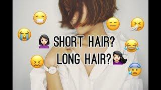 【齐下巴短发】「齐下巴短发」#齐下巴短发,✂️剪短发的教训✂️...