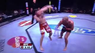 Georges st. Pierre vs John Fitch Highlight