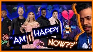 [OFFICIAL VIDEO] Happy Now - Pentatonix (PDP REACTION!!)