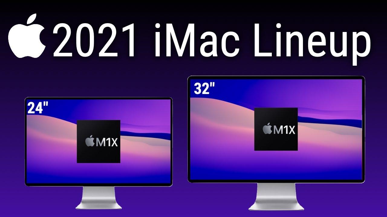 Apple iMac 2021 - Release Date, Price, M1X Silicon, Mini ...
