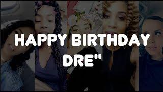 Dre Jenkins Birthday Shoutouts