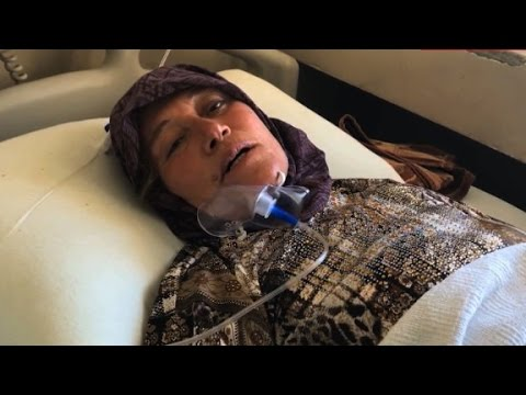 Syrian survivors detail moment of attack