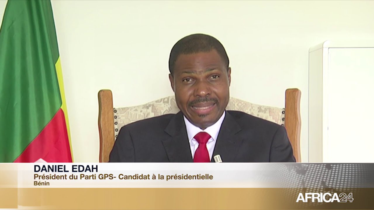 Bénin/Présidentielle : L'opposant Daniel Edah annonce sa candidature