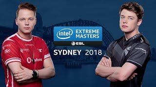 CS:GO - mousesports vs. Renegades [Mirage] Map 1 - Quarterfinals #2 - IEM Sydney 2018