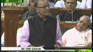 Arun Jaitley puts record straight on Lalit Modi issue, slams Rahul and Congress