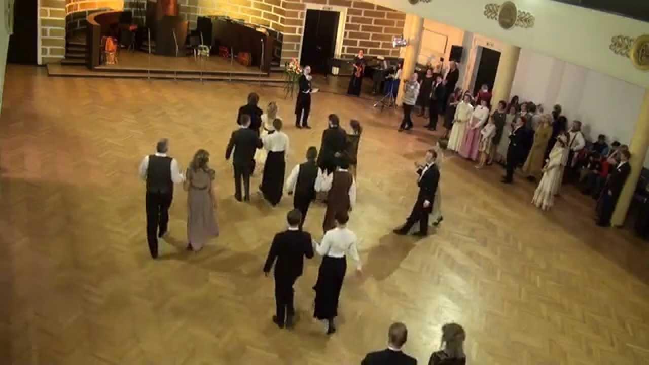 """00702 Folkloras mūzikas un deju kopas DANDARI 35 g. jubilejas """"kadriļu balle"""". Trakais šēms"""