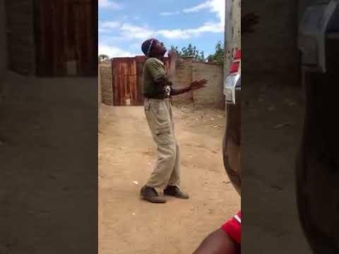 Bailarino Africano