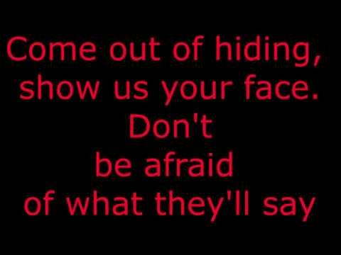 In Fear And Faith - Taste Of Regret (Lyrics)
