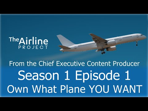 The Airline Project : We Start New