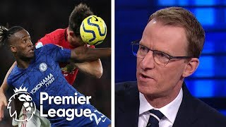 Postgame reactions to Man United's win v. Chelsea | Premier League | NBC Sports