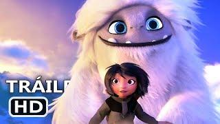 ABOMINABLE Tráiler Español DOBLADO (2019) DreamWorks, Animación