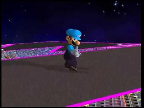 SSBM Audio Hack - Luigi's REAL voice! [V1.1]