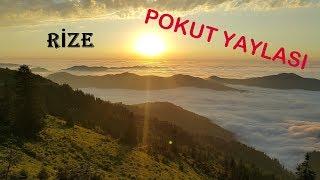 Pokut Yaylasi / Pokut Yaylasinin Yollari Nasil? / Pokut Yaylasi Manzarsi Nasil?