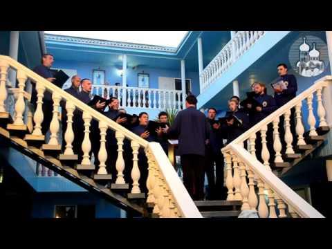 видео: Архиерейский хор Александро-Невской лавры