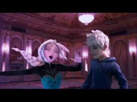 Elsa y jack frost kissing u youtube elsa y jack frost kissing u thecheapjerseys Choice Image