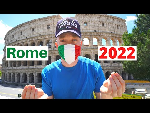 TOP 20 things to do in ROME 2021 without tourists | Post Lockdown Italy | New Normal Travel Guide