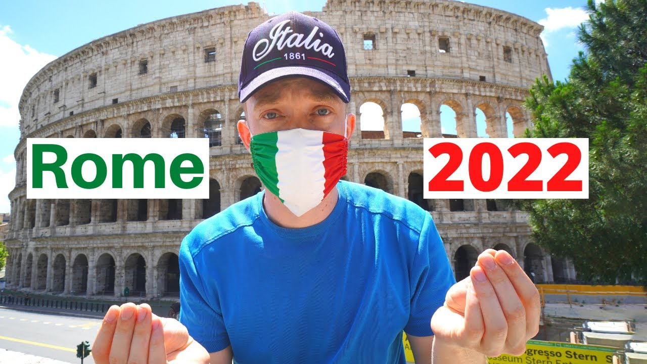 Download TOP 20 things to do in ROME 2021 without tourists | Post Lockdown Italy | New Normal Travel Guide