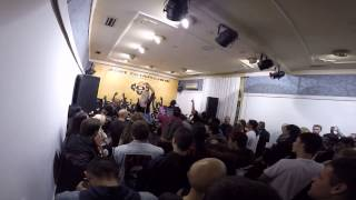 KBO! - Beat the Bastards (Exploited cover) (Live @ Dom Omladine, Kragujevac 08-12-2015)