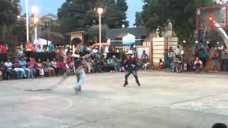 Danza de los pescados. Quechultenango 15/05/2015