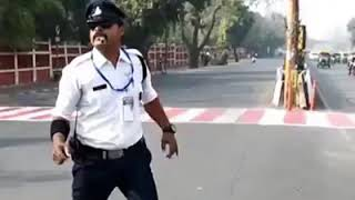 Dancing traffic police | new video